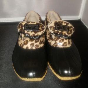 Sperry Top-Sider. Size 7 women's waterproof boot.